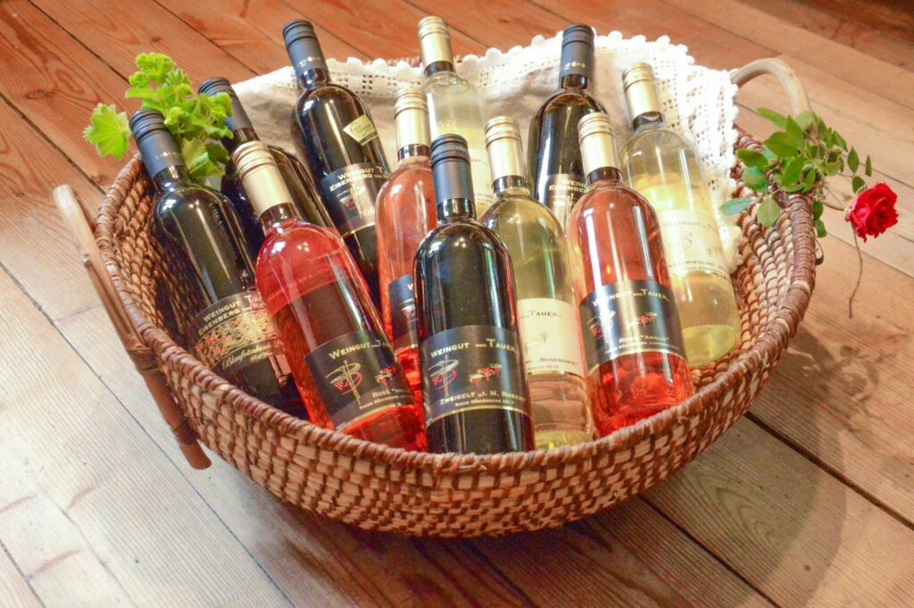 Qualitätsweine Weingut Tauer